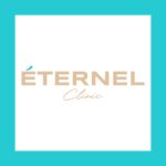 eternel clinic logo design, dubai